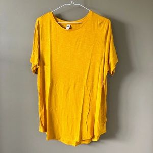 Old Navy Large LUXE Tee